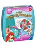 Set De Creatie Mini Mandala Ariel Ravensburger
