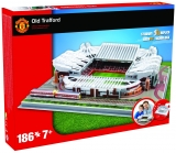 Puzzle 3D Stadion Manchester United-Old Trafford (Marea Britanie) Nanostad