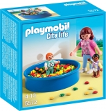 Piscina cu bile Preschool Princess Playmobil