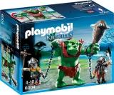 Urias cu luptatori pitici Knights Playmobil