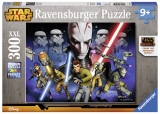 Puzzle Star Wars rebels, 300 piese Ravensburger