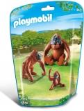 Familie de urangutani City Life Zoo Playmobil