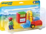 Stivuitor 1.2.3 Playmobil