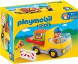 Camion de constructii 1.2.3 Playmobil