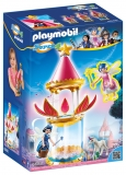 Super 4 - turnul floare al zanelor Playmobil