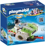 Super 4 - skyjet Playmobil
