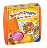 Set de creatie Mini Mandala flori Arts & Crafts Ravensburger