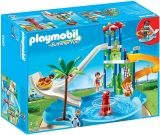 Parc acvatic cu tobogane Summer Fun Playmobil