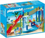 Zona de joaca in parcul acvatic Summer Fun Playmobil