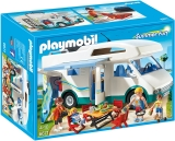 Masina de camping Summer Fun Playmobil