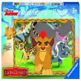 Puzzle garda felina, 35 piese Ravensburger