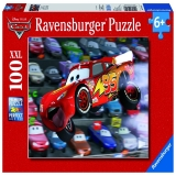 Puzzle Cars, 100 piese Ravensburger