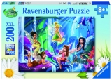 Puzzle taramul zanelor, 200 piese Ravensburger
