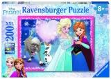 Puzzle Frozen, 200 piese Ravensburger
