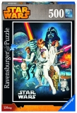 Puzzle Star wars, ep. vi, 500 piese Ravensburger