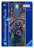 Puzzle romantism in Venetia, 1000 piese Ravensburger
