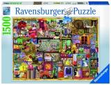 Puzzle artizanat, 1500 piese Ravensburger