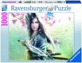 Puzzle legenda celor 5 inele, 1000 piese Ravensburger