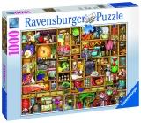 Puzzle dulap de bucatarie, 1000 piese Ravensburger