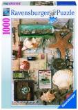Puzzle suveniruri marine, 1000 piese Ravensburger