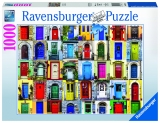 Puzzle usile lumii, 1000 piese Ravensburger