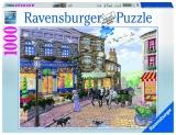Puzzle magazinul de nunti, 1000 piese Ravensburger