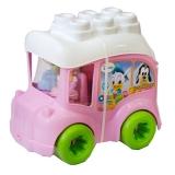 Clemmy - Autobuz Minnie Cu Cuburi Clementoni