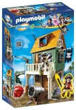 Super 4 - fortul de camuflaj al piratilor  Playmobil