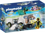 Super 4 - vehiculul cameleon Playmobil