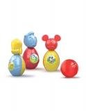 Mickey Si Prietenii, Jucarie Pentru Bowling Clementoni