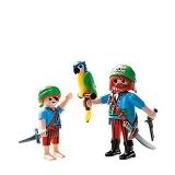 Set 2 Figurine  - Prieteni Pirati Playmobil