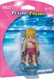 Figurina - Instructor De Fitness Playmobil