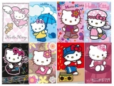 Minipuzzle Hello Kitty, 54 Piese Ravensburger