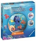 Puzzle 3D In Cautarea Lui Dory, 72 Piese Ravensburger