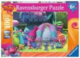Puzzle Trolls, 100 Piese Ravensburger