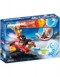 Sparky Si Lansator De Discuri Playmobil