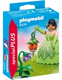Printesa In Gradina Playmobil