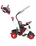 Tricicleta Sport 4In1 (Rosu Cu Alb) Little Tikes