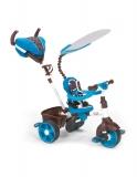 Tricicleta Sport 4In1 (Albastru Cu Alb) Little Tikes