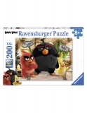 Puzzle Angry Birds, 200 Piese Ravensburger