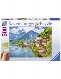 Puzzle Hallstatt Austria, 500 Piese Ravensburger