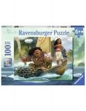 Puzzle Moana, 100 Piese Ravensburger