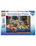 Puzzle Povestea Jucariilor, 100 Piese Ravensburger