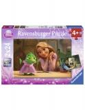 Puzzle Rapunzel, 2X24 Piese Ravensburger