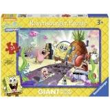 Puzzle Buretele Bob, 24 Piese Ravensburger