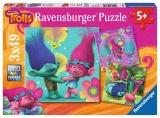 Puzzle Trolls, 3X49 Piese Ravensburger