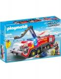 Masina De Pompieri A Aeroportului Playmobil