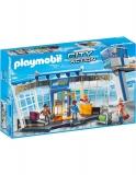 Aeroport Cu Turn De Control Playmobil