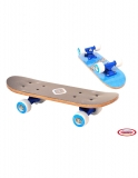 Funbee - Mini Skateboard Albastru - 43 Cm DArpeje
