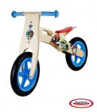 Paw Patrol - Bicicleta Fara Pedale Din Lemn DArpeje